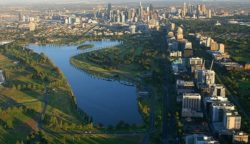 Albert Park Lake, Melbourne