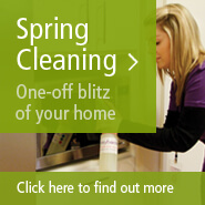 Spring Clean banner