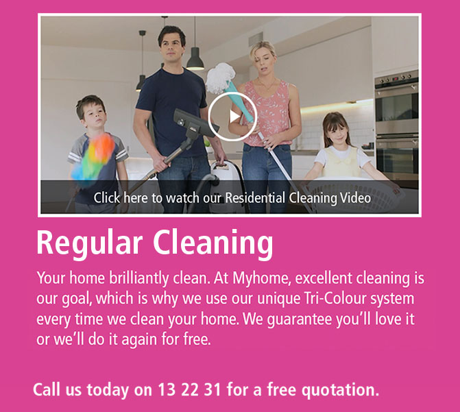 Click here to watch our residential cleaning video