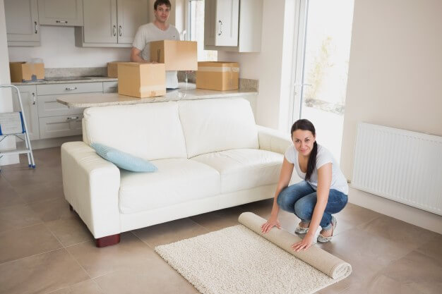 Moving In Home