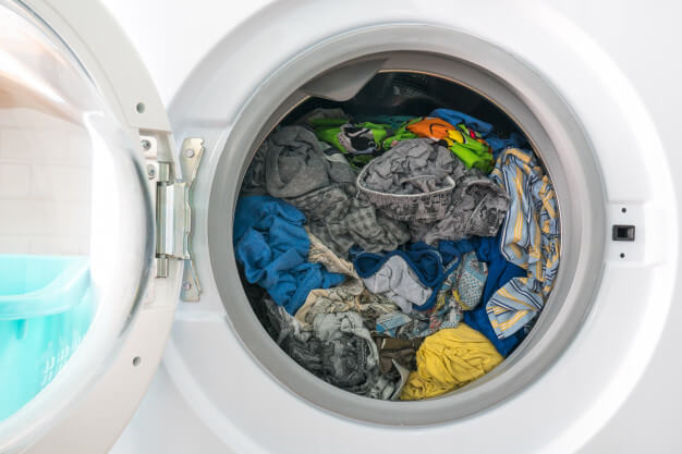 Clean a Top-Loading Washing Machine